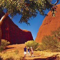 1 Day Red Centre Explorer Escorted Tour