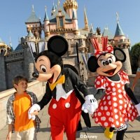 Disneyland Hotel, Disney Package
