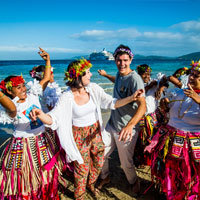 8 Day Colonial Fiji Discovery Cruise