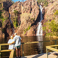 6 Day Top End Highlights Escorted Tour