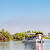4 Day Tropical Top End Escorted Tour