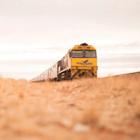 Indian Pacific - Perth Discovery