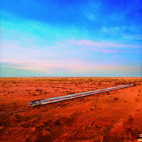 Indian Pacific - Perth Discovery, 7 Nights, Gold Service