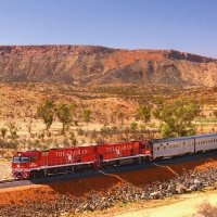The Ghan - Rock and Rail, 4 Nights, Gold Service