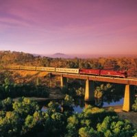 The Ghan Expedition, 3 Nights, Gold Service