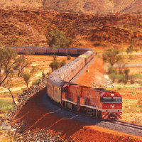 The Ghan - The Territory Complete