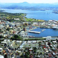 Hobart City Morning Tour