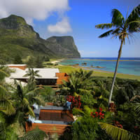 Capella Lodge, Lorde Howe Island