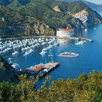 Catalina Island Roundtrip Shuttle and Roundtrip Boat