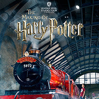 Making Of Harry Potter - 2pm