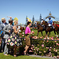 Lexus Melbourne Cup Day - Makybe Diva Marquee + Quay West Suites Melbourne