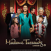 Mdme Tussauds & 4D Experience