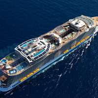 7 Night Caribbean Cruise on Oasis of the Seas Bonus US$25^ onboard credit to spend per cabin