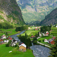 8 Day Norway: Fjords & Glaciers Escorted Tour