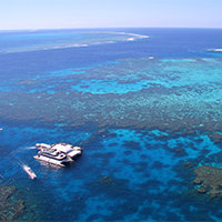 1 Day Quicksilver Outer Barrier Reef - Buy 1 get 1 Half Price Day Tour
