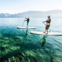 Stand Up Paddle Board, Guided Mission