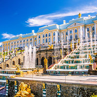 13 day WATERWAYS OF THE TSARS Moscow-St Petersburg  or vice versa