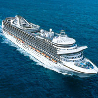 7 Night Alaska Cruise from Seattle on Ruby PrincessBonus US$60^ onboard credit to spend per cabin