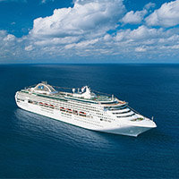 12 Night Fremantle to Singapore Cruise onboard Sun Princess