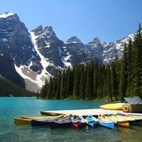 7 Day Western Canada - Lodge Escorted Tour