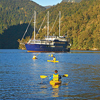Doubtful Sound Wilderness Cruise Day Tour