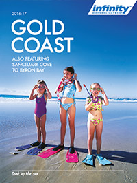 Infinity Holidays Gold Coast Brochure