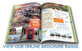 View our online brochure range