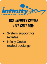 cruise chat button
