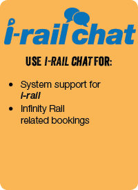 i-rail chat button