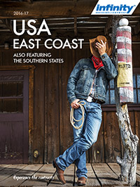 Infinity Holidays USA East Brochure
