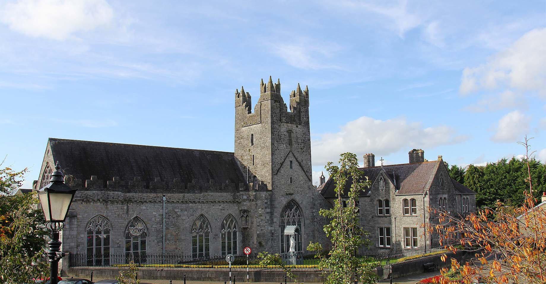 The Black Abbey, Kilkenny