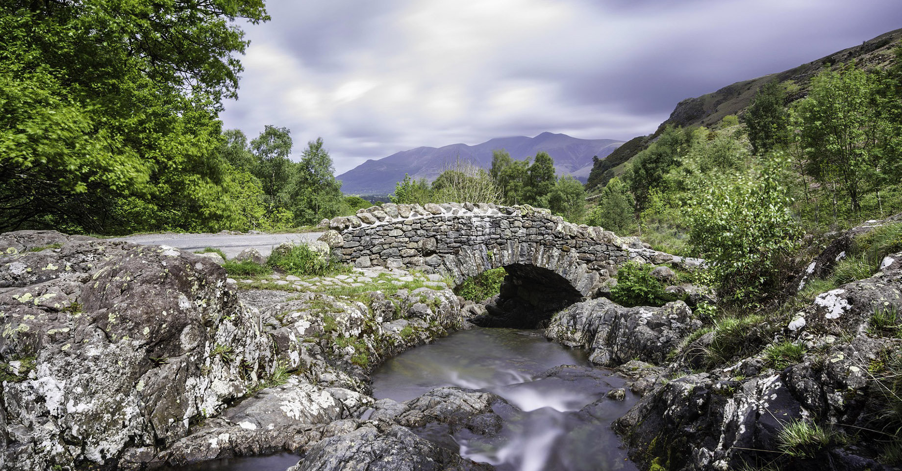 Stone Bridge in the Lakes District