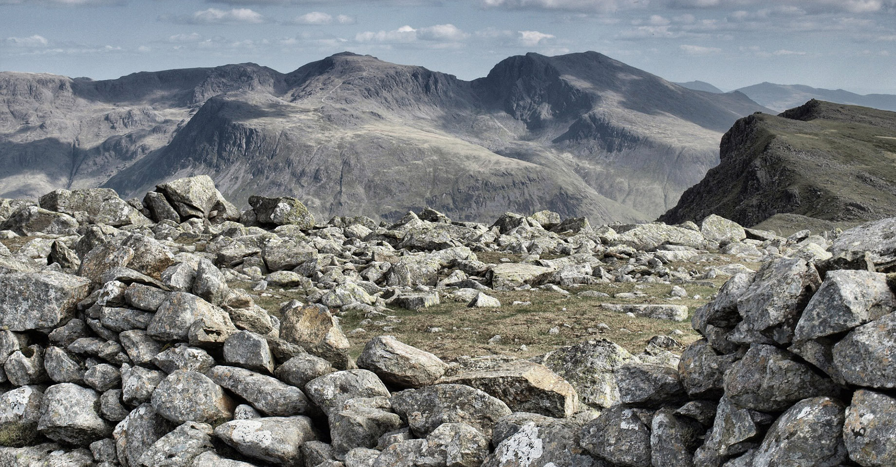Scafell Pike, Lakes District