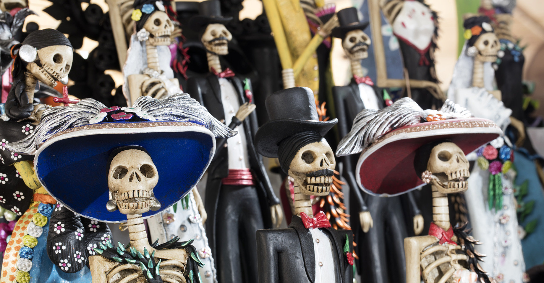 Oaxaca Day of the Dead Handicraft