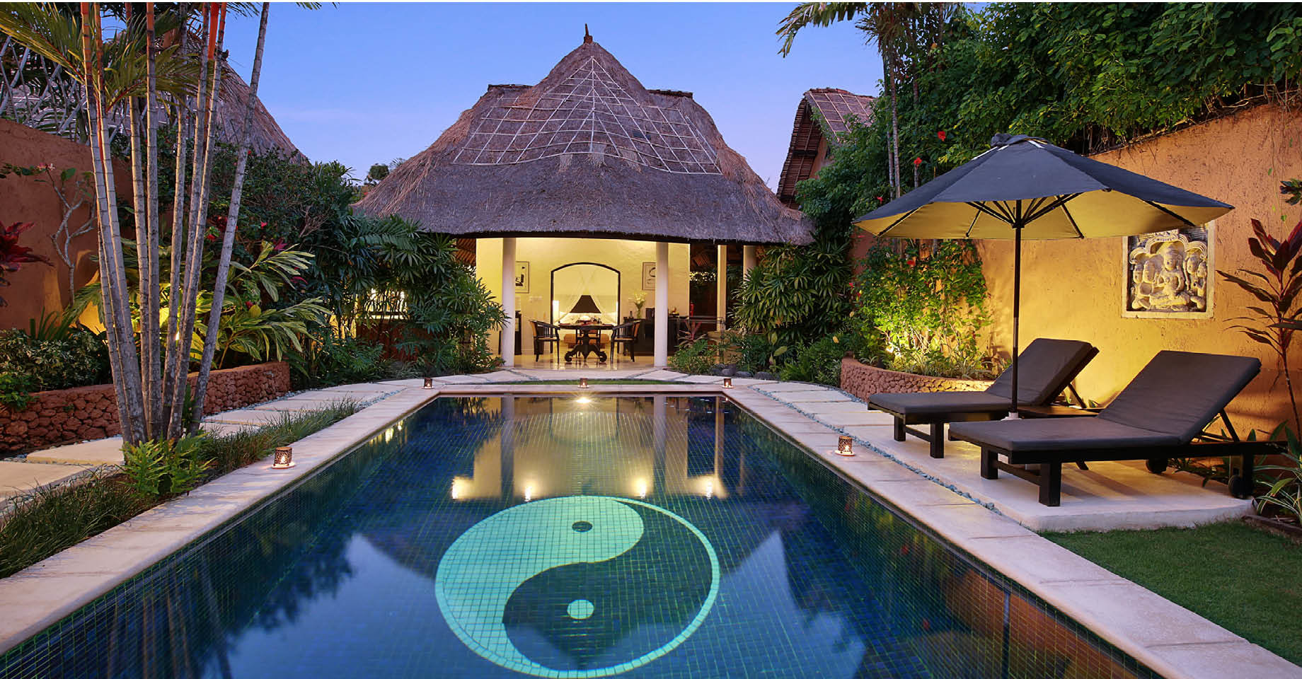 The Villas Bali, 1 bed pool villa
