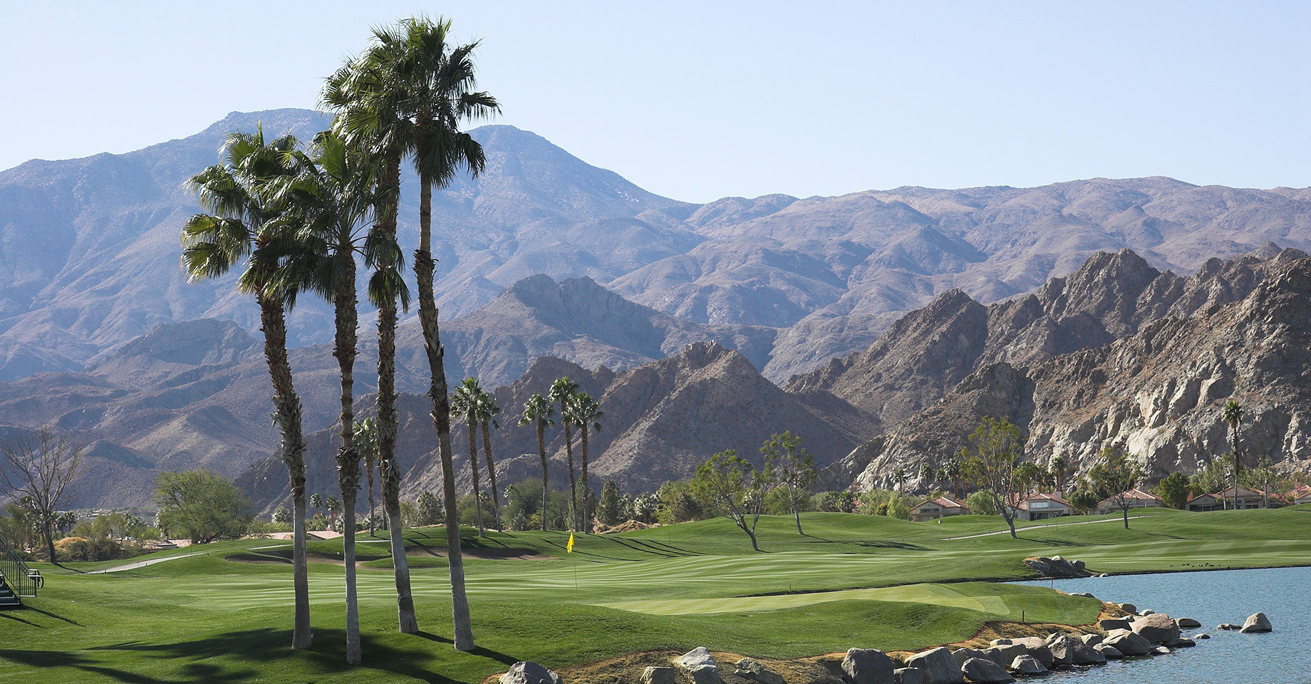Palm Springs PGA West Course