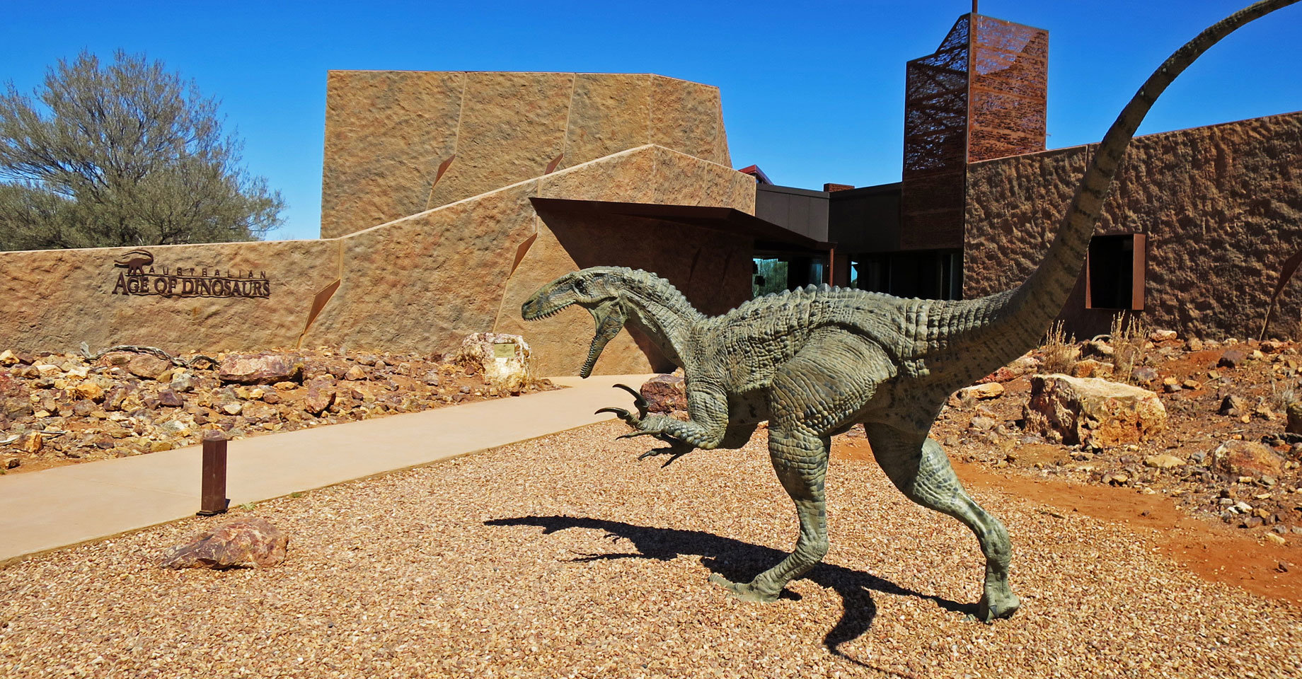 Age of Dinosaurs Museum