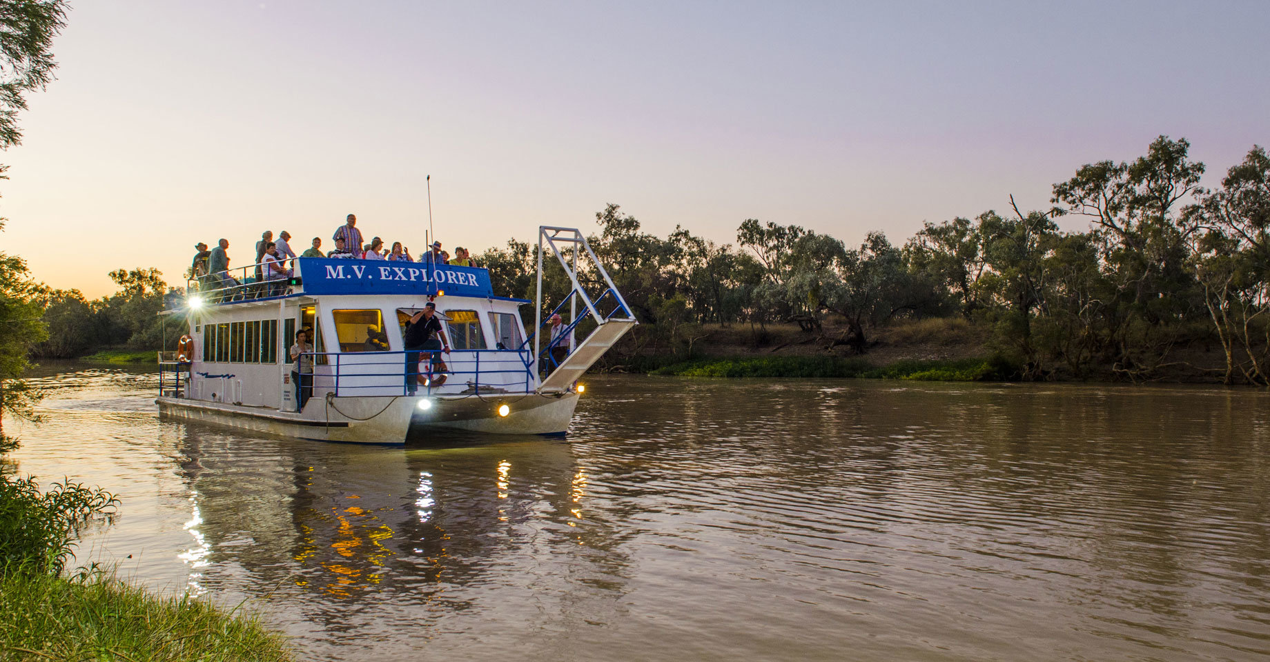 Drover's Sunset Cruise
