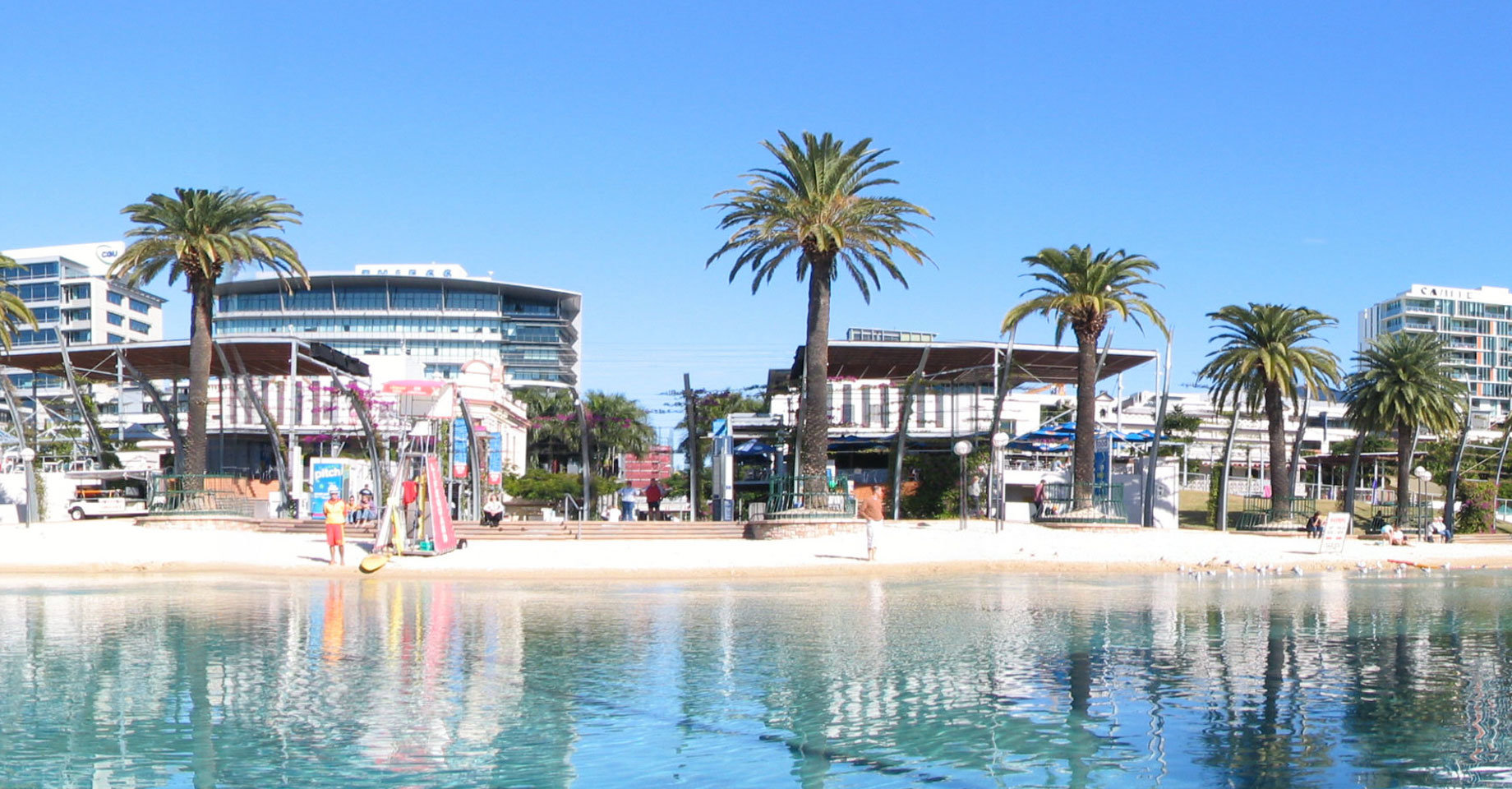 Streets Beach at South Bank Parklands