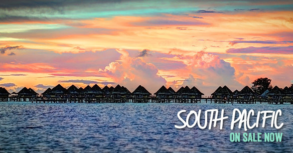South Pacific On Sale Now