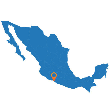 Zihuanatejo & Ixtapa Location