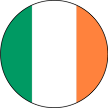 Repulic of Ireland Flag