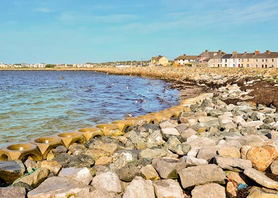 Salthill waterfront