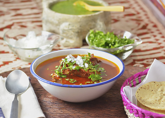 Guadalajara Jalisco Style Birria Mexican Beef Stew