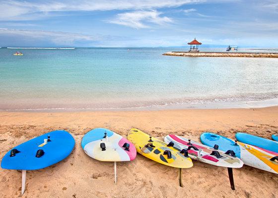 Stand Up Paddle Boards - Nusa Dua