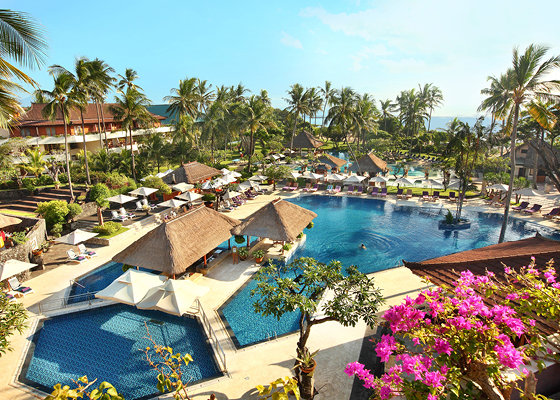 Nusa Dua Beach Hotel & Spa - Pool